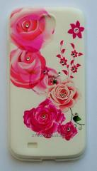 Cover slip LG Silicone of 0.5 mm Pastes of LG G