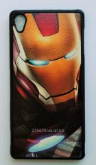 Cover overlay of Sony My Color Sony Z3 Silicone