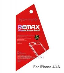 Film luster of Remax iPhone 4/4s back+fron