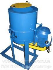 La descascarilladora de trigo-luschilka para el