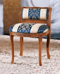 Italian padded stool, Ferro Raffaell