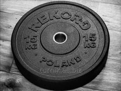 Диск для кроссфита 2 х 15 кг (код BK-3)