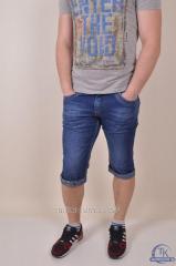 Шорты мужские джинсовые BR-BARON BR9605
