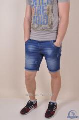 Шорты мужские джинсовые CROSSNESS CR3622