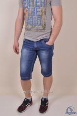 Шорты мужские джинсовые FANGSIDA U-7-0155