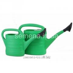 The watering can is garden, the Article of goods