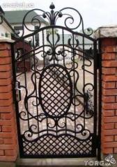 Kovany gate, bram that to a komplektuyucha