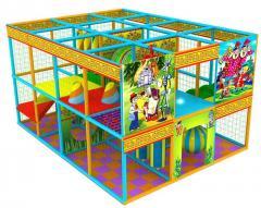 Children's myagkonabivny room