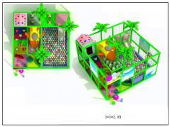 Children's game attraction, nursery of
