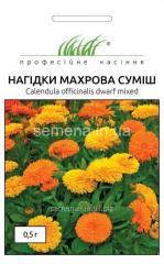 Flowers seeds, One-year Calendula terry mix,