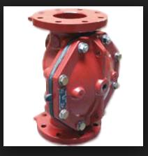 Drencher DV-5 valve (80 mm)