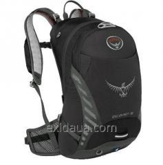 Рюкзак Osprey Escapist 18 Black (черный) M/L