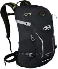 Backpack of Osprey Syncro 20 Meteorite Grey (gray)