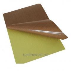 Fiber glass fabric - teflon tapes with glue of 150
