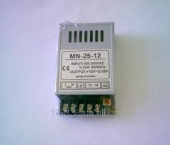 MN-25-12 compact power supply