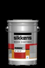 Paint white basic RUBBOL WF360