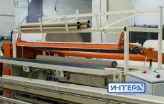 Комплект оборудования для производства туалетной бумаги Расширенный