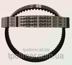Belt for Schröder HTD207-3M