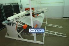 Оборудование для производства рулончиков туалетной бумаги. Комплект оборудования