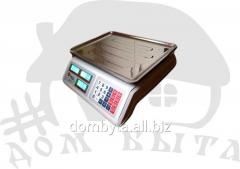 Trade electronic scales of Domotec Dk-40