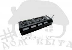 Concentrator 4 ports, USB (HUB)