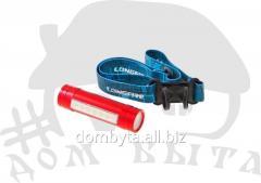 External accumulator (Powerbank) + nalobny lamp of