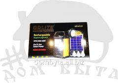 Portable universal solar GDLITE GD-8131 system