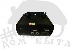 Laser projector of Laser Show System F300 Black