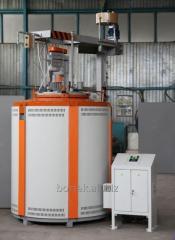 Carburizing furnace SShCM-6.10/11