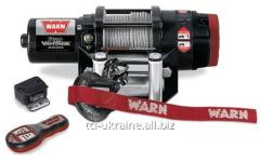 The winch for the WARN Provantage 2500 ATV, a