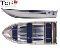 Aluminum boat Linder 355 SPORTSMAN