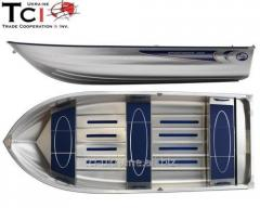 Aluminum boat Linder 400 SPORTSMAN