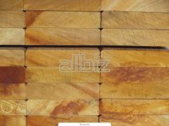 Construction edged board, construction edged board