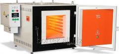 High-temperature muffle furnace SNO-3,5.5.3,5/12.5
