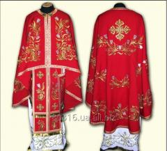 Iyereysky cover vestments Greek #018G