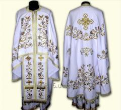 Iyereysky cover vestments Greek #040G