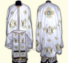 Iyereysky cover vestments Greek #057G