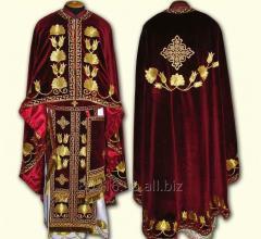 Iyereysky cover vestments Greek #066G