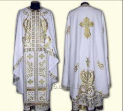 Iyereysky cover vestments Greek #067G