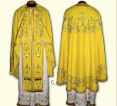 Iyereysky cover vestments Greek #081G