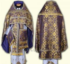 Vestments iyereysky cover Russian #001M