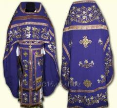 Vestments iyereysky cover Russian #040M
