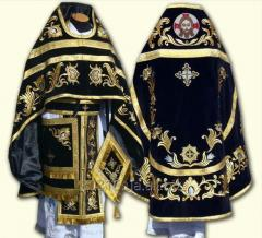 Vestments iyereysky cover Russian #042M