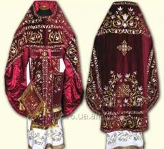 Vestments iyereysky cover Russian #046M