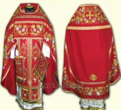 Vestments iyereysky cover Russian #081M