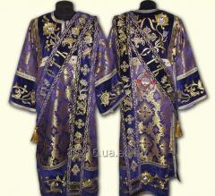 Vestments diaconal and ponomarsky #042D