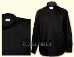 Shirt, long sleeve, fabric rubashechny #1