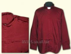 Shirt, long sleeve, fabric rubashechny #2