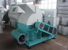 Crushers molotkovy for biomass (China) 1-13 t/h