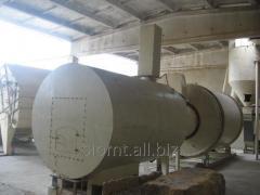Dryers drum 0,8-1,5 t/h
